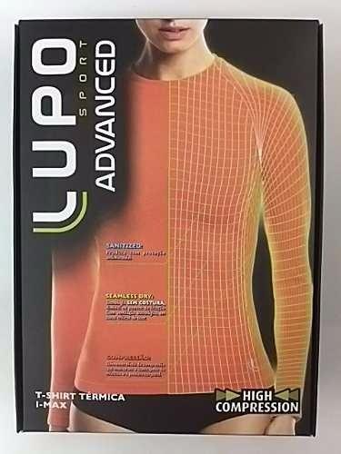 Camiseta Térmica Feminina Manga Longa Segunda Pele Lupo - R  109 83215e6ce8ae0