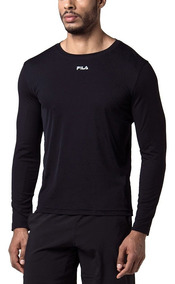 947c6404cf5 Camiseta Térmica Fila Cross Manga Larga Con Protección Uv