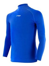 754c78134ec Camiseta Térmica Ftp Manga Larga Deportiva Running