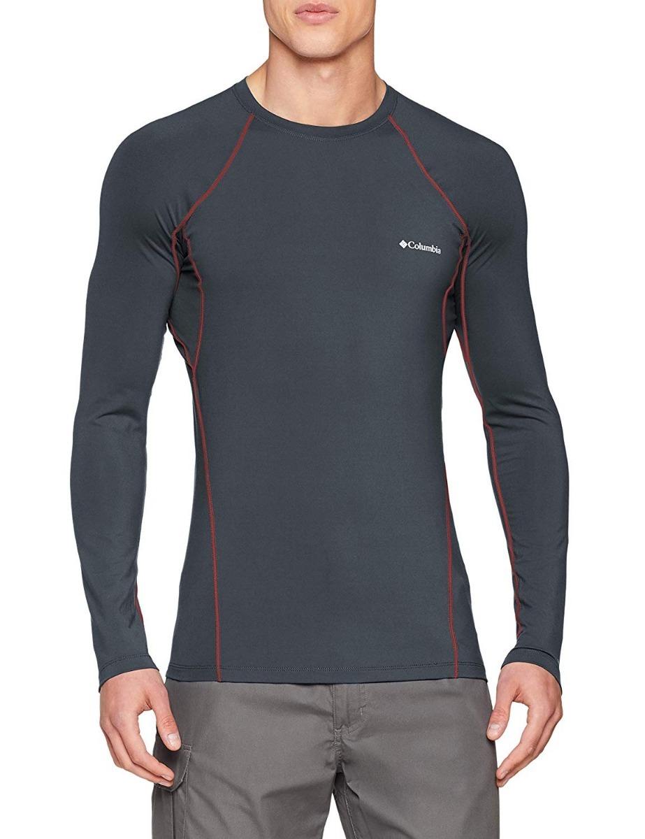 9e4ead33e0809 camiseta termica hombre columbia omni heat midweight técnica. Cargando zoom.