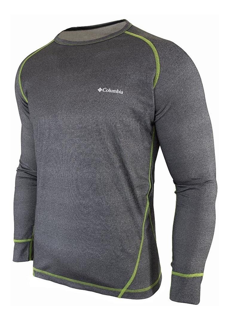 atractivo y duradero Nuevos objetos bebé Camiseta Termica Hombre Columbia Running Trekking Gimnasio