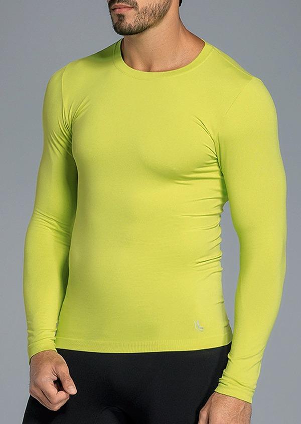 90dd39ea79921 camiseta térmica lupo manga longa proteção uv50+ s  costura. Carregando zoom .