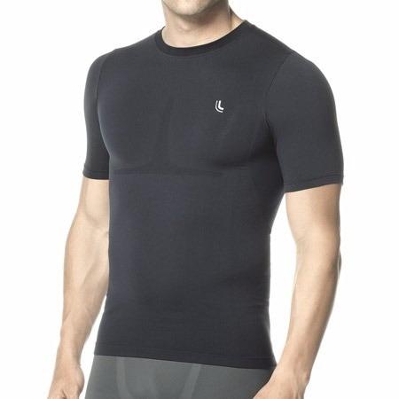 Camiseta Térmica Manga Curta Segunda Pele Lupo Sport I-power - R  69 ... d352496a048ad