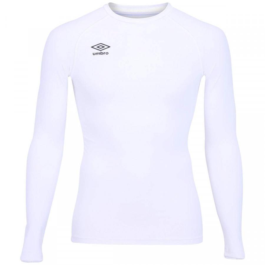 camiseta térmica manga longa umbro twr - masculina - branco. Carregando zoom . c392153a42701