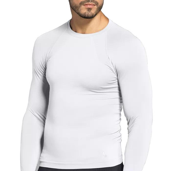 36dea31f575bc Camiseta Térmica Masculina Manga Longa Run Lupo Sport - R  149
