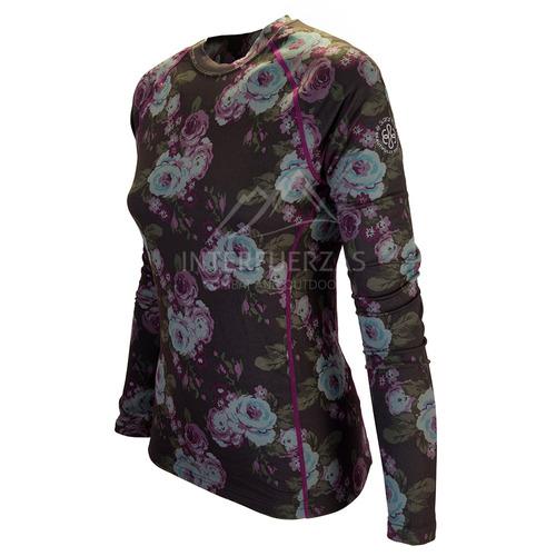 camiseta termica mujer