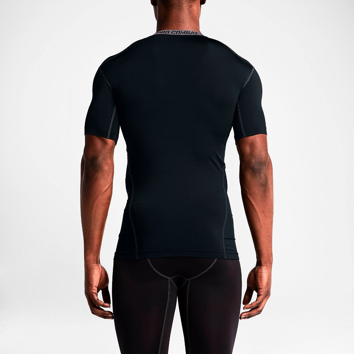 80b016f95f camiseta térmica nike pro combat compressão - g - v2mshop. Carregando zoom.