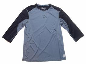 Termica Cuartos Camiseta Nike Manga L Pro Combat Tres QxorBeWdC