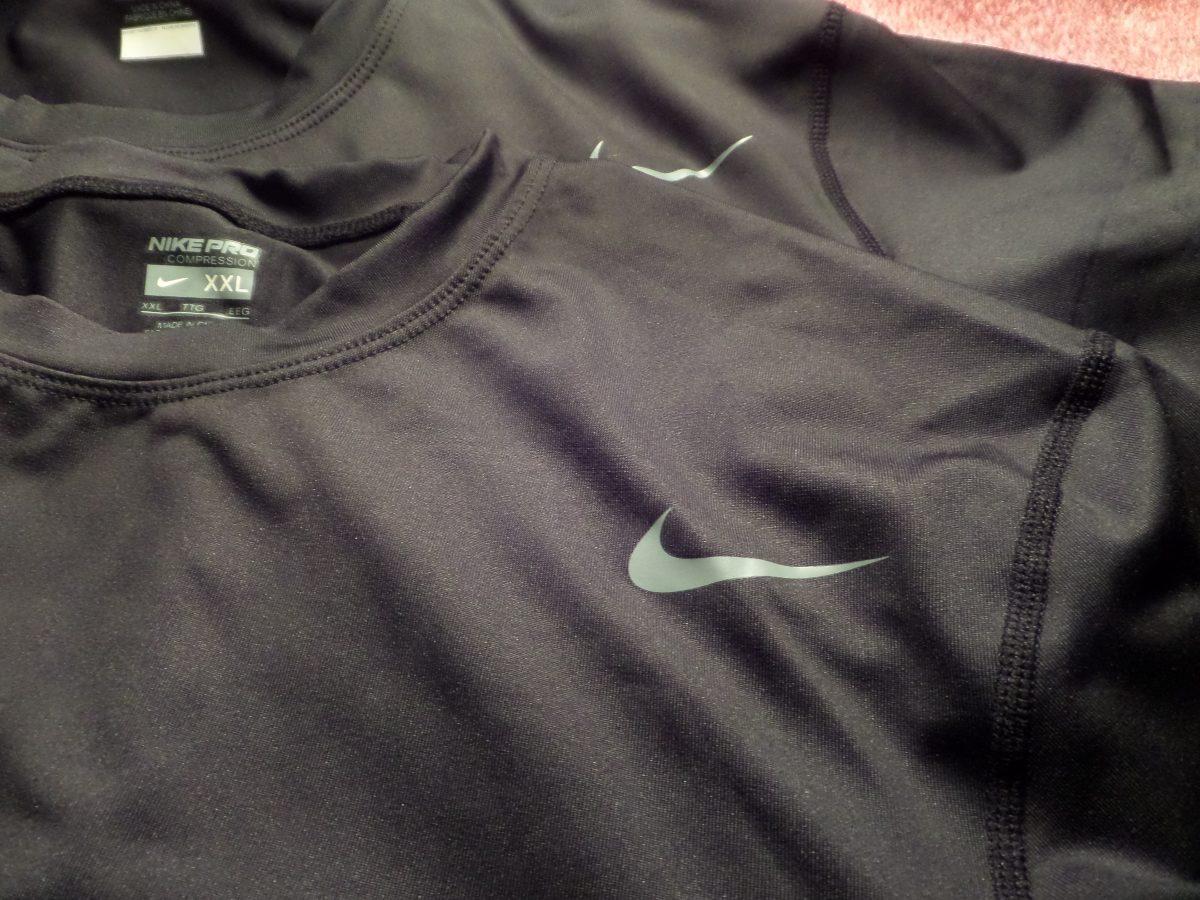 8b33c9fe12 Camiseta Termica Nike Pro Combat Mangas Largas. Xl Y Xxl. -   550