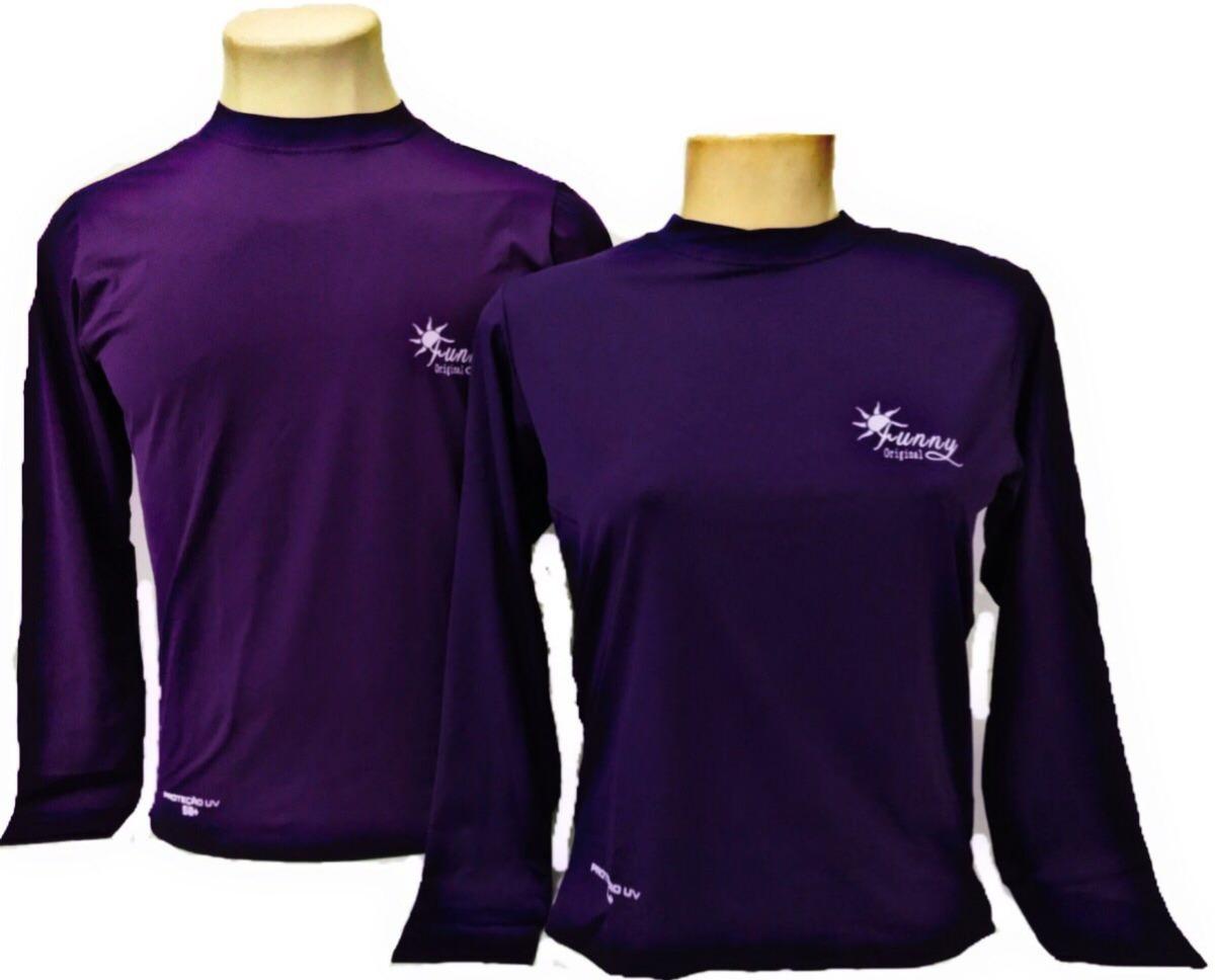 camiseta térmica segunda pele manga longa - poliamida. Carregando zoom. 5a460bc5e6562
