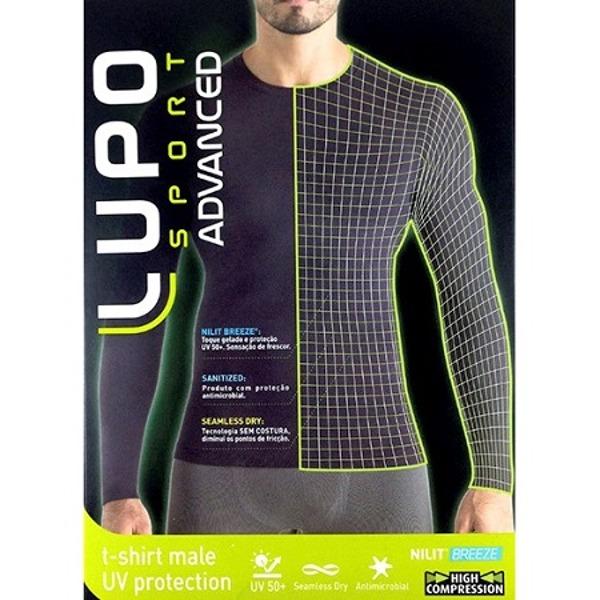 7ccc889969418 camiseta térmica masculina manga longa run lupo sport · camiseta térmica  sport