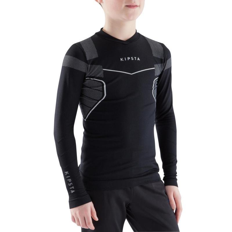 camiseta térmica transpirable fútbol keepdry 500 manga. Cargando zoom. d244570ef1de0