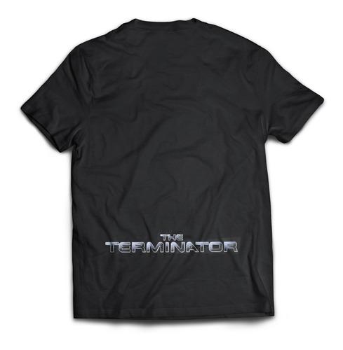 camiseta terminator 1 pelicula rock activity