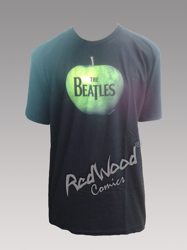 camiseta - the beatles - tamanho p - stamp - redwood