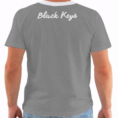 camiseta the black keys - concert poster  live pittsburgh pb