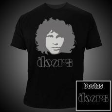 camiseta -the doors- jim- codigo ts0528- tamanho g