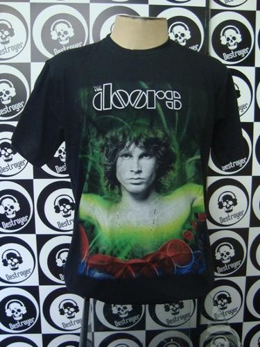 camiseta - the doors - jim morrison