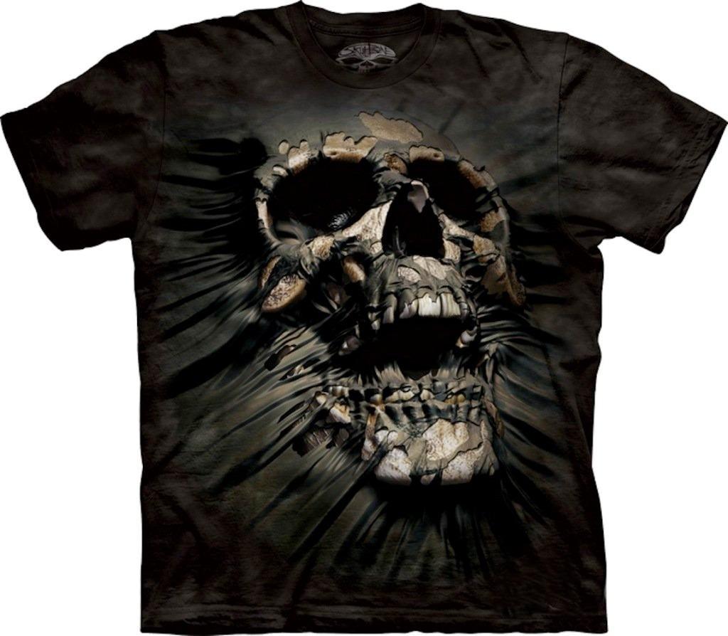 5e83e79dae camiseta the mountain 3d - 100% algodão caveira skull crânio. Carregando  zoom.