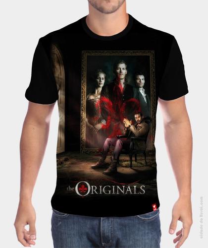 camiseta the originals - cidade do herói