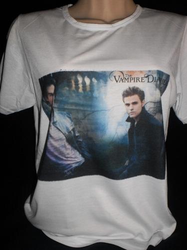 camiseta the vampire diaries