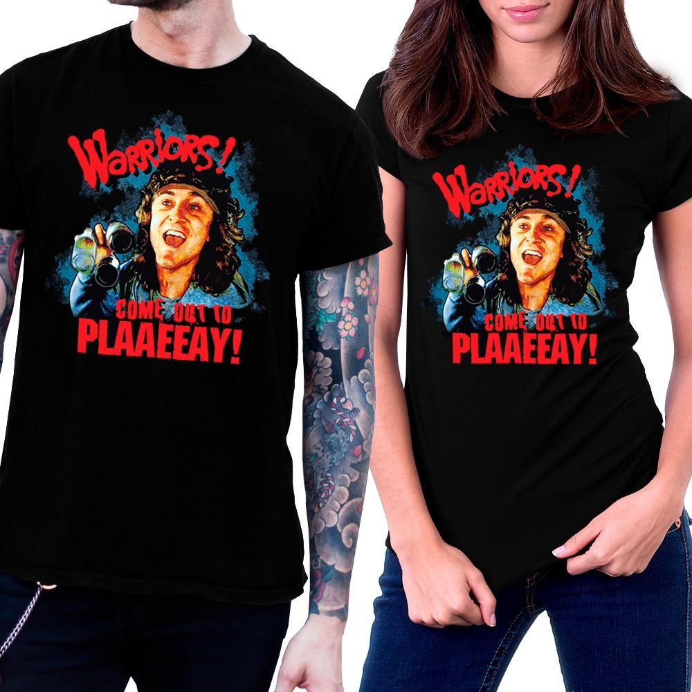 d7b04a8b4 Camiseta The Warriors Come Out To Play! Camisa Filmes Cult - R  67 ...