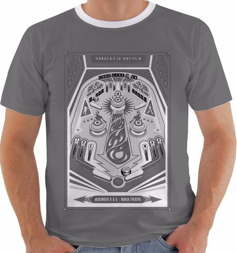 camiseta the who - concert poster - long live rock tour - pb