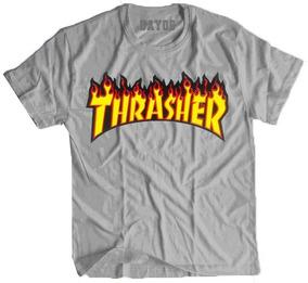 da4398378d Camiseta Thrasher Várias Cores E Estampas - Camisetas e Blusas no ...