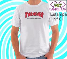 65ee68cf7 Camiseta Manga Curta Diet Skateboards - Calçados, Roupas e Bolsas com o  Melhores Preços no Mercado Livre Brasil