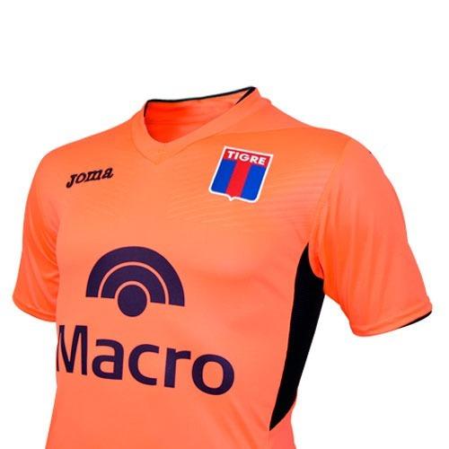 camiseta tigre futbol