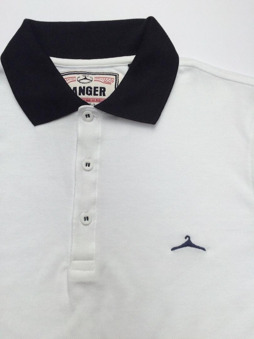 camiseta tipo polo importada algodón color combinado solido. Cargando zoom. fff1b571203