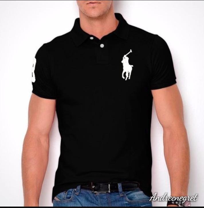 959d832c29973 Camiseta Tipo Polo Importadas Todas Las Tallas Y Colores -   33.000 ...