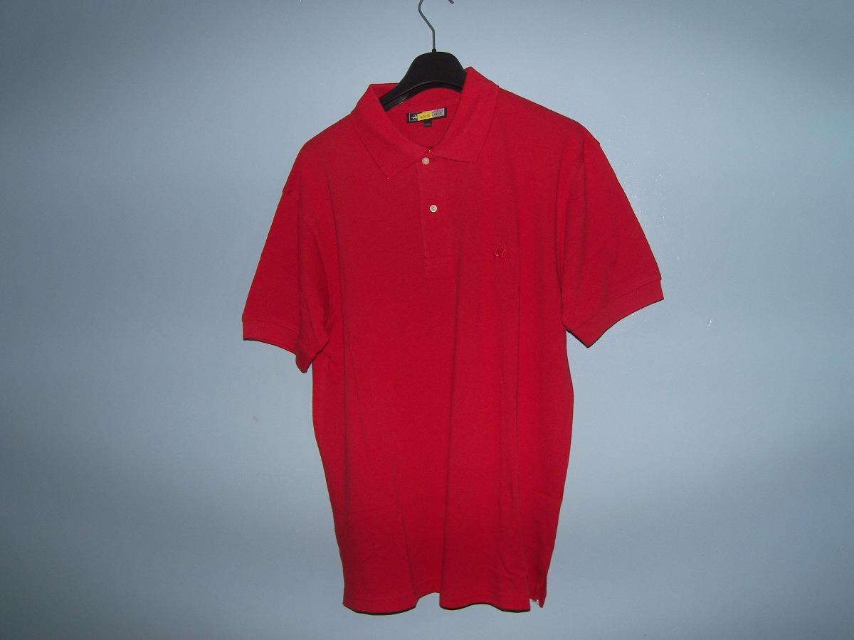 Camiseta Tipo Polo Marca Bervery Hills Talla M -   55.000 en Mercado Libre 88c58c5f952