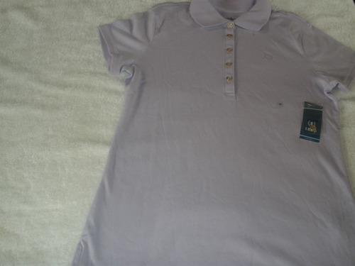 camiseta tipo polo marca izodtalla s