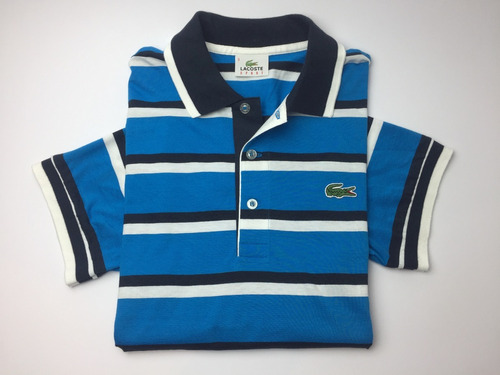camiseta tipo polo original hombre lacoste talla 3 (s/m)