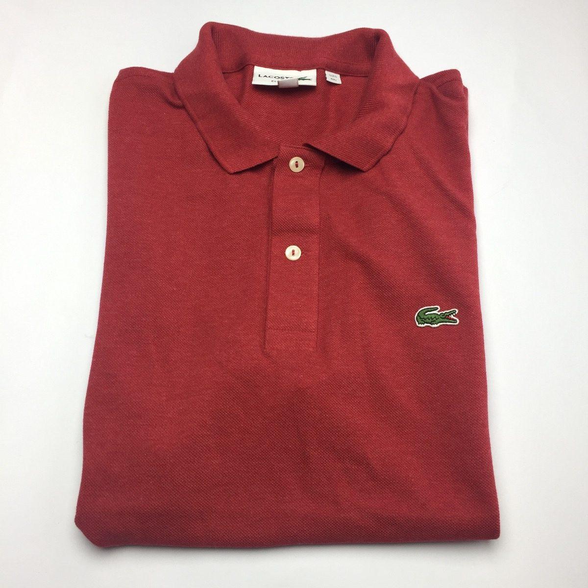 camiseta tipo polo original hombre lacoste talla 4 (m) jersy. Cargando zoom. 812a0d557b