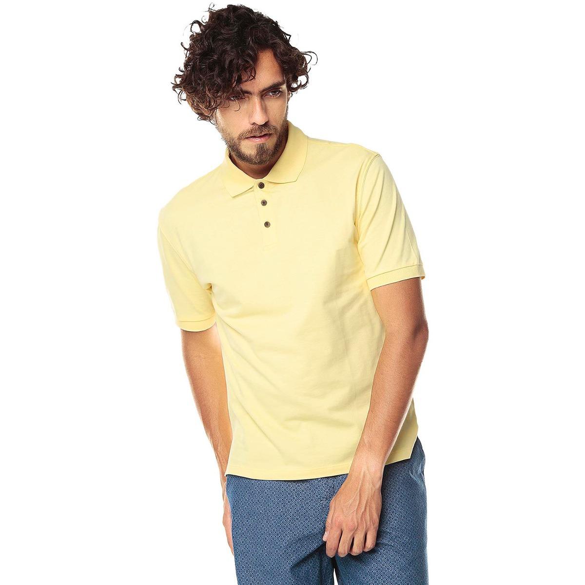 Camiseta Tipo Polo Para Hombre Color Siete -   89.900 en Mercado Libre b1b439d591f8