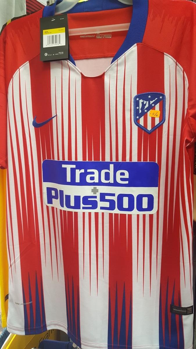 Camiseta titular alterna atletico madrid griezmann cargando zoom jpg  675x1200 Atletico madrid 2018 2e7da7df1bbeb
