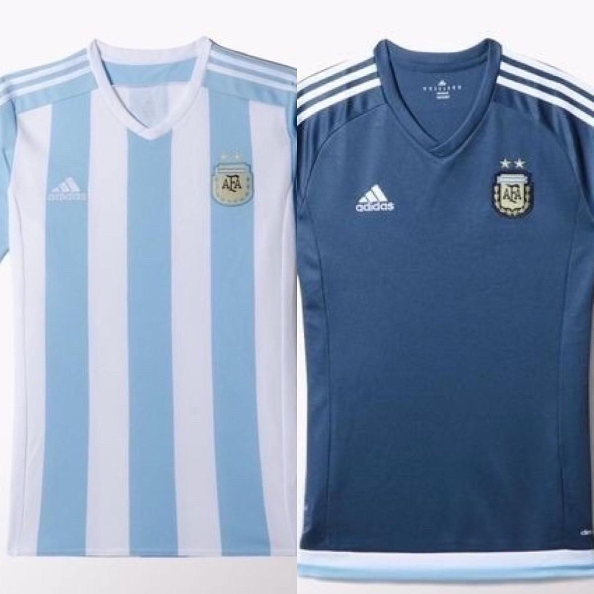 camiseta adidas argentina