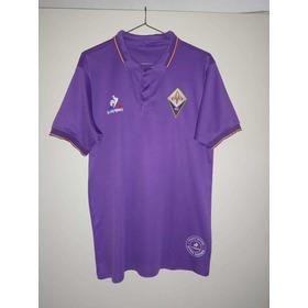 Camiseta Titular Fiorentina Le Cof Sportif 2018