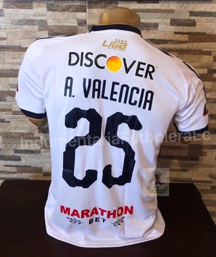 camiseta titular liga de quito 2019