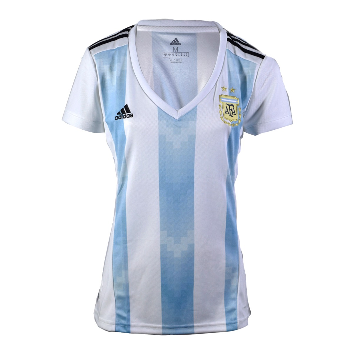 e4b15648f32b4 camiseta titular selección argentina 2018 mujer adidas. Cargando zoom.