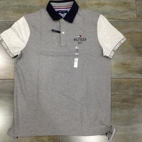be9687f2af0b Camiseta Tommy Hilfiger De Hombre 100% Original Talla Small