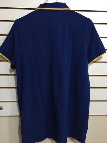camiseta tommy hilfiger de hombre d cuello tipo polo talla s