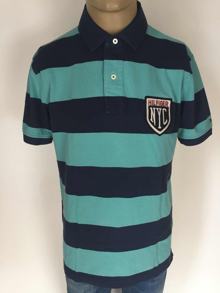 a191ed7ee0 camiseta tommy hilfiger polo original listrada promoção. Carregando zoom.