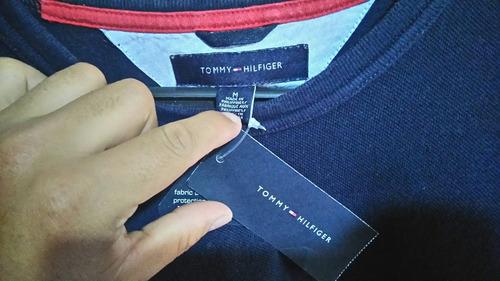 camiseta tommy hilfiger talla medium