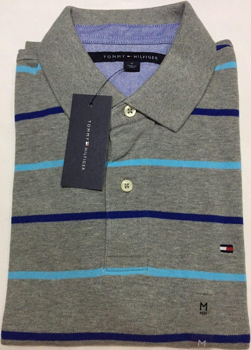 Camiseta Tommy Hilfiger Tipo Polo 100% Original Talla L -   119.999 ... 1a902d80ffc32