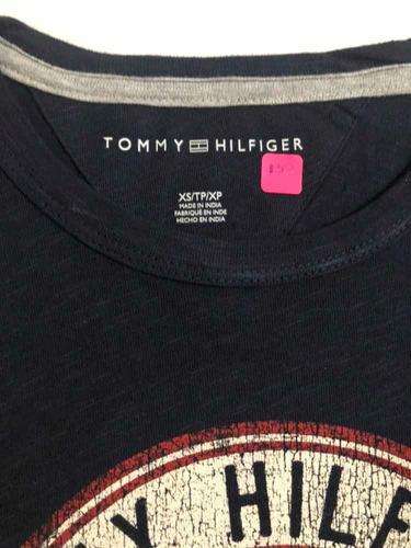 camiseta tommy original talla s