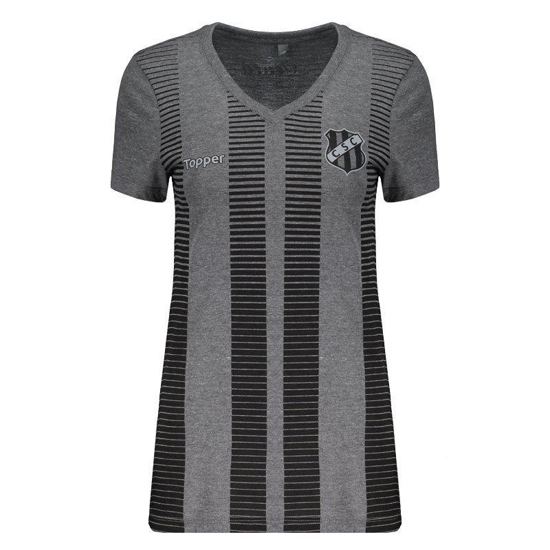 a8f7023387 camiseta topper ceará 2017 feminina. Carregando zoom.