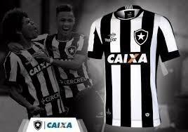 Camiseta Topper - Listrada Do Botafogo - Modelo 2017   2018 - R  85 ... a8202db116d17