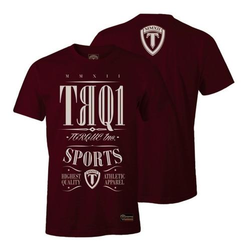 camiseta torque trq 1 vinho
